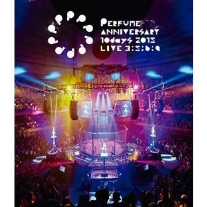 Perfume Anniversary 10days 2015 PPPPPPPPPP「LIVE 3:5:6:9」(通常盤) [Blu-ray]|dss