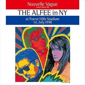 THE ALFEE in NY at Forest Hills Stadium 1st.July.1998 [Blu-ray]|dss