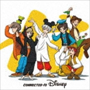 CONNECTED TO DISNEY(通常盤) [CD]|dss