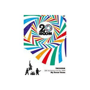 THE BOOM 20th Anniversary Live Tour 2009 My Sweet Home(通常盤) [DVD]|dss
