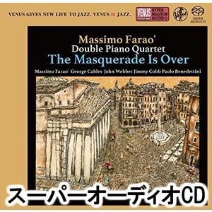種別:スーパーオーディオCD マッシモ・ファラオ&ジョージ・ケイブルス・ダブル・ピアノ・カルテット ...