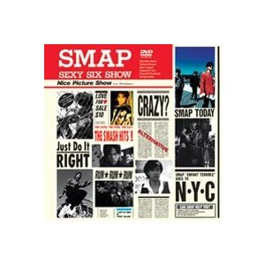 SMAP/Sexy Six Show [DVD] dss
