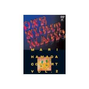 浜田麻里/ONE NIGHT MAGIC Vol.2 [DVD]|dss