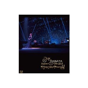 柴田淳/JUN SHIBATA CONCERT TOUR 2013 MOON NIGHT PARTY vol.4 [Blu-ray]|dss