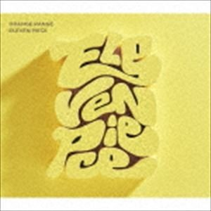 ORANGE RANGE / ELEVEN PIECE(初回生産限定盤/CD+DVD) [CD]|dss