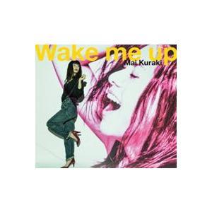 倉木麻衣/Wake me up(初回限定盤) [DVD]|dss