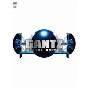 GANTZ PERFECT ANSWER [DVD]|dss