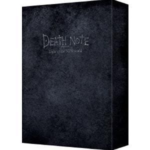 デスノート Light up the NEW world DVD complete set [DVD]|dss