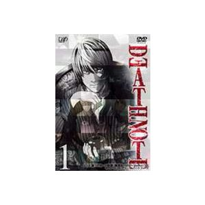 DEATH NOTE Vol.1 [DVD]|dss