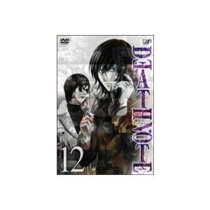 DEATH NOTE Vol.12 [DVD] dss