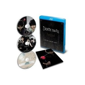 DEATH NOTE デスノート-5th Anniversary Blu-ray BOX- [Blu-ray]