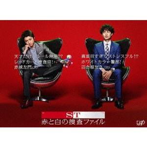 ST 赤と白の捜査ファイルBlu-ray BOX [Blu-ray]|dss
