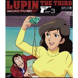 ルパン三世 second-TV. BD-3 [Blu-ray]|dss