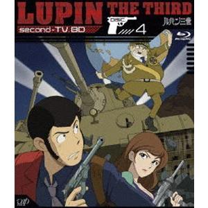 ルパン三世 second-TV. BD-4 [Blu-ray]|dss
