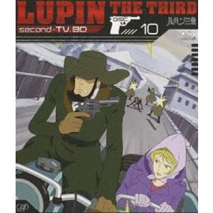 ルパン三世 second-TV. BD-10 [Blu-ray]|dss