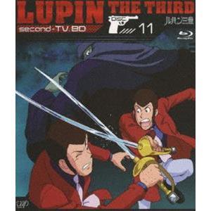 ルパン三世 second-TV. BD-11 [Blu-ray]|dss