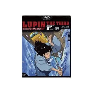 ルパン三世 second-TV. BD-15 [Blu-ray]|dss