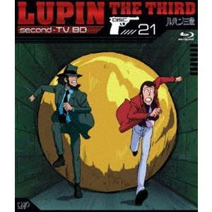 ルパン三世 second-TV. BD-21 [Blu-ray]|dss