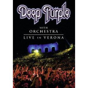 ディープ・パープル/ディープ・パープル・ウィズ・オーケストラ〜ライヴ・イン・ヴェローナ 2011【初回限定盤DVD+2CD】 [DVD]|dss