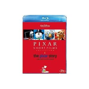 ピクサー・ショート・フィルム&ピクサー・ストーリー 完全保存版 [Blu-ray] dss
