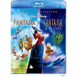 ファンタジア ダイヤモンド・コレクション&ファンタジア2000 ブルーレイ・セット [Blu-ray] dss