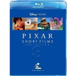 ピクサー・ショート・フィルム Vol.3 [Blu-ray] dss