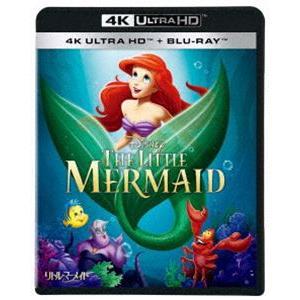 リトル・マーメイド 4K UHD [Ultra HD Blu-ray] dss