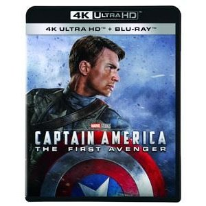 キャプテン・アメリカ/ザ・ファースト・アベンジャー 4K UHD [Ultra HD Blu-ray]|dss