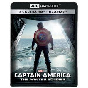 キャプテン・アメリカ/ウィンター・ソルジャー 4K UHD [Ultra HD Blu-ray]|dss