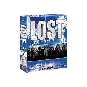 LOST シーズン4 コンパクトBOX [DVD]|dss