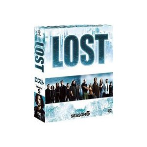 LOST シーズン5 コンパクトBOX [DVD]|dss