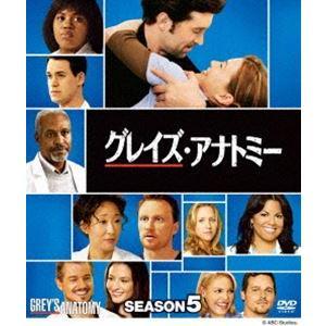 グレイズ・アナトミー シーズン5 コンパクトBOX [DVD]|dss