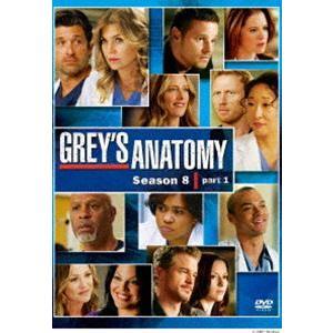 グレイズ・アナトミー シーズン8 コレクターズBOX Part1 [DVD]|dss