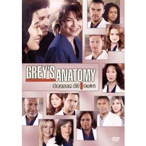 グレイズ・アナトミー シーズン10 コレクターズBOX Part2 [DVD]|dss