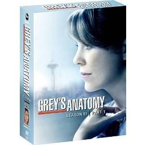 グレイズ・アナトミー シーズン11 コレクターズBOX Part1 [DVD]|dss