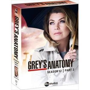 グレイズ・アナトミー シーズン12 コレクターズBOX Part2 [DVD]|dss