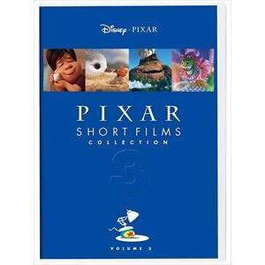 ピクサー・ショート・フィルム Vol.3 [DVD] dss