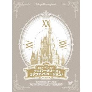 東京ディズニーランド アニバーサリーズ&ファンティリュージョン!<ノーカット版> [DVD]|dss