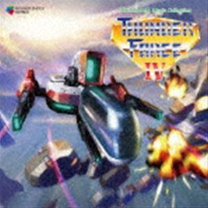 (ゲーム・ミュージック) Technosoft Music Collection -THUNDER FORCE IV- [CD]|dss