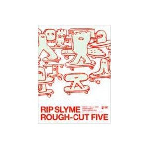 RIP SLYME/ROUGH-CUT FIVE [DVD]|dss