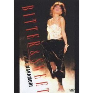中森明菜/ビター&スウィート(1985サマー・ツアー)〈5.1 version〉 [DVD] dss