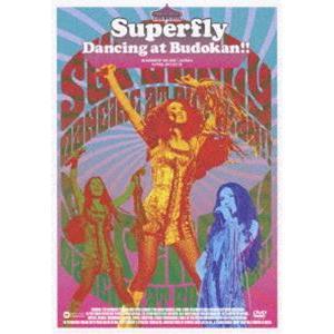 Superfly/Dancing at Budokan!!(通常盤/2DVD) [DVD]|dss