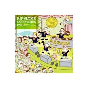 RIP SLYME/GOOD TIMES DVD〜The Best Live Performance 2002-2011〜(通常盤) [DVD]|dss