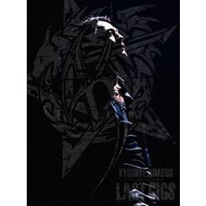 氷室京介/KYOSUKE HIMURO THE COMPLETE FILM OF LAST GIGS [DVD]|dss