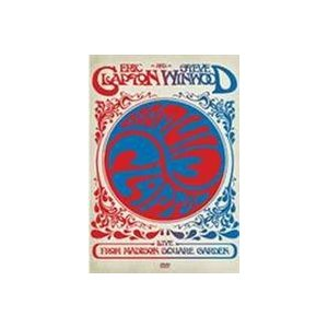 エリック・クラプトン&スティーブ・ウィンウッド/ライヴ・フロム・マディソン・スクエア・ガーデン [DVD] dss