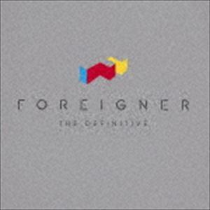 フォリナー / ヴェリー・ベスト・オブ・フォリナー(SHM-CD) [CD]