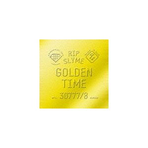 RIP SLYME / GOLDEN TIME(初回限定盤/CD+DVD) [CD]|dss