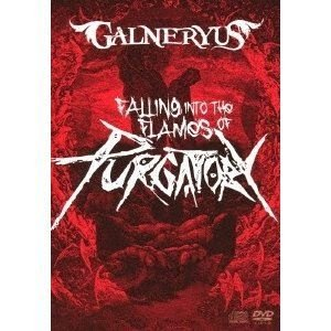 GALNERYUS/FALLING INTO THE FLAMES OF PURGATORY【DVD...