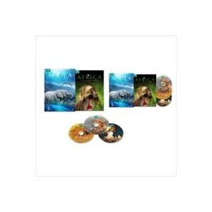 アフリカ BBCオリジナル完全版 Blu-ray [Blu-ray] dss