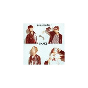 go!go!vanillas / SHAKE [CD]